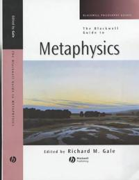 The Blackwell Guide to Metaphysics