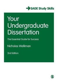 Your Undergraduate Dissertation Nichola Walliman Heftet 9781446253199 Adlibri Bokhandel The Essential Guide For Success Succes