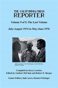 California Chess Reporter 1974-1976