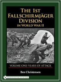 The 1st FallschirmjAger Division in World War II