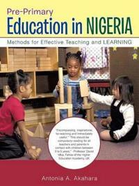 Pre-Primary Education in Nigeria