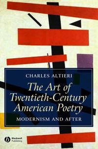 Art of Twentieth-Century American Poetry