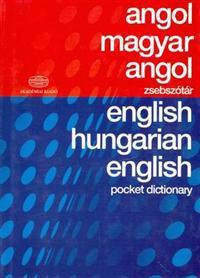 Hungarian-english & english-hungarian pocket dictionary