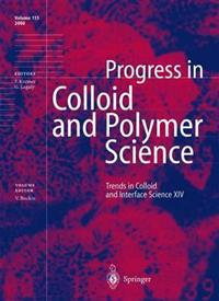 Trends in Colloid and Interface Science XIV