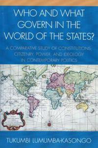 Who And What Govern In The World States?