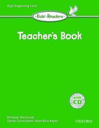 Kids' Readers: Teacher's Book with CD
