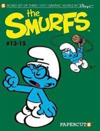 Smurfs Graphic Novels Boxed Set: Vol. #13-15, The