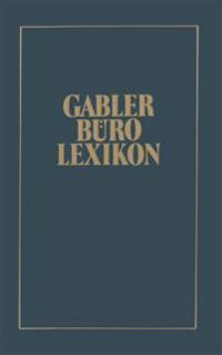 Gabler Buro Lexikon
