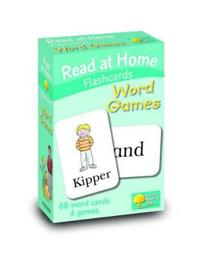 Read at Home: Flashcards Wordgames