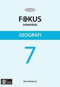 SOL 4000 Geografi 7 Fokus Arbetsbok