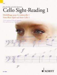 Cello Sight-Reading 1: Dechiffrage Pour Le Violoncelle 1/Vom-Blatt-Spiel Auf Dem Cello 1