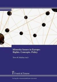 Minority Issues in Europe