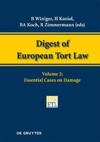 Digest of European Tort Law
