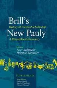 History of Classical Scholarship