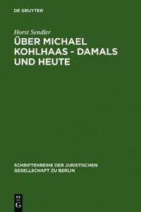 Uber Michael Kohlhaas