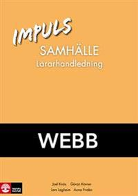 Impuls Samhälle 7-9 Lärarhandledning Webb