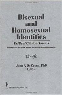 Bisexual and Homosexual Identities
