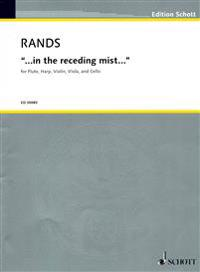 In the Receding Mist: Flute, Harp, Violin, Viola, and Cello