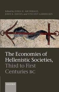 The Economies of Hellenistic Societies