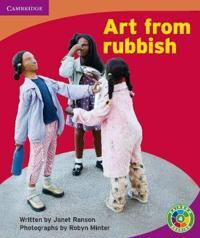 Rainbow Reading Level 4 - Rubbish: Art from Rubbish Box E
