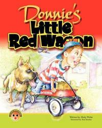 Donnies's Little Red Wagon