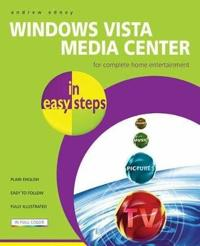 Windows Vista Media Center in Easy Steps