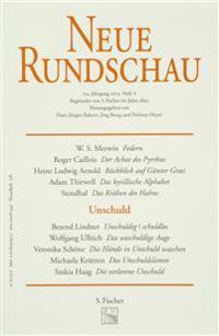 Neue Rundschau 2003/4