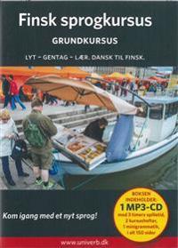 Finsk sprogkursus, Grundkursus
