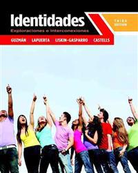 Identidades: Exploraciones E Interconexiones Plus Mylab Spanish with Etext Multi Semester -- Access Card Package
