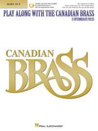 Play Along with the Canadian Brass - Horn: Book/Online Audio