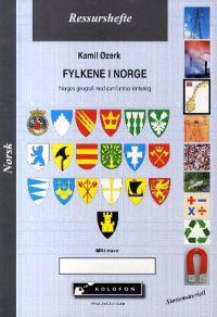 Fylkene i Norge; Norges geografi med samfunnsorientering