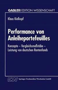 Performance Von Anleiheportefeuilles