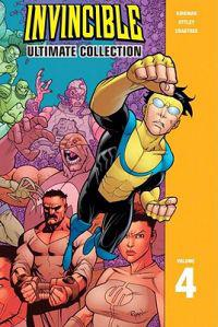 Invincible: The Ultimate Collection Volume 4
