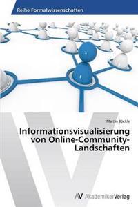 Informationsvisualisierung Von Online-Community-Landschaften