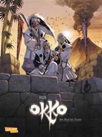 Okko 04: Das Buch des Feuers