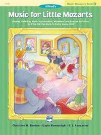 Music for Little Mozarts Music Discovery Book, Bk 2