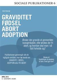 Graviditet, fødsel, abort, adoption
