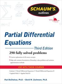 Schaum's Outline Partial Differential Equations