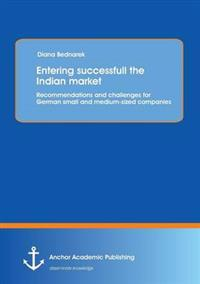 Entering Successfull the Indian Market