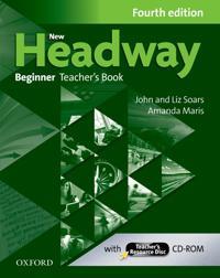 New Headway: Beginner A1: Teacher's Book + Teacher's Resource Disc