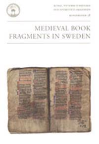 Medieval Book Fragments in Sweden