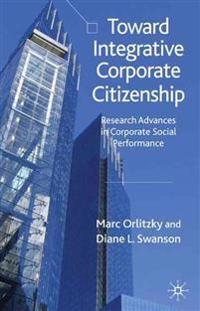 Toward Integrative Corporate Citizenship