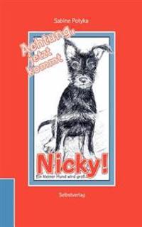 Achtung, Jetzt Kommt Nicky!