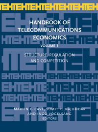 Handbook of Telecommunications Economics