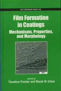 Film Formation in Coatings