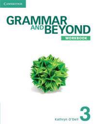 Grammar and Beyond Level 3 Online Workbook - Standalone for Students Via Activation Code Card L2 Version