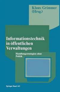 Informationstechnik in Öffentlichen Verwaltungen