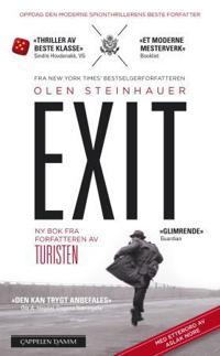 Exit - Olen Steinhauer pdf epub