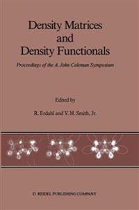 Density Matrices and Density Functionals
