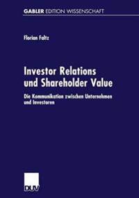 Investor Relations und Shareholder-Value